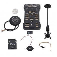 Pixhawk PX4 2 4 6(2 4 5) 32 bit ARM Flight Controller with