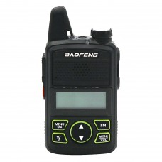 Baofeng BF-T1 Walkie Talkie Mobile Car Radio 15W Power Output UHF 400MHz to 420MHz Two Way Radio
