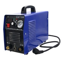 Plasma Cutter 50AMP Digital Inverter Welder Cutting Electric Display CUT-50