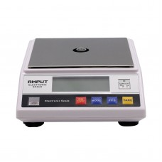 2KG x 0.01G (HBM) Precision Jewelry Scale Digital Scale Kitchen Lab Scale + Wind Shield APTP457B