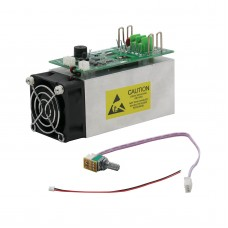 120W Constant Current Electronic Load Battery Discharge Capacity Tester Meter Battery Tester Module
