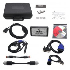 INLINE 6 Data Link Adapter Heavy Duty Diagnostic Tool Scanner Inline 6