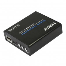 HDMI to HDMI Scaler Converter Box 4K HDMI Scaler 1080P DVI Output HDV-9H20