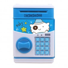 24pcs Cartoon Piggy Banks for Kids Money Banks for Kids Music Box Mini ATM Gifts