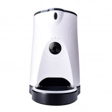 4L Automatic Pet Feeder Timer Smart Pet Feeder with WIFI Camera Cat Dog Water Food Feeder