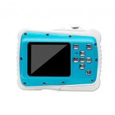 HD Kid Camera Waterproof Action Camera 8MP Digital 2.0 Inch LCD Kids Gift WDC-8266J