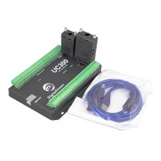 UC300 Mach3 USB CNC Motion Controller 6 Axis USB CNC Controller with USB Communication