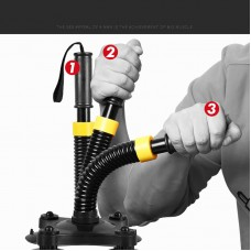 Arm Wrestling Exerciser Wrist Forearm Exerciser Forearm Grip Strength Armwrestler for Starter