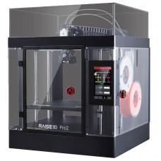 3D Printer Build Volume 305x305x300mm Raised 3D Pro2 Dual Nozzles Standard Version