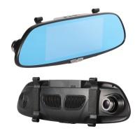7'' 1080P Dual Car Dash Cam Front Rear Car DVR Camera Video Recorder Night Version T686