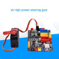 Laser Controller Board CNC Control Board for Laser Engraving Writing Machine V6 Board without Drive