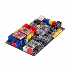 2-Axis Laser Controller Board CNC Control Board for Laser Engraving Writing Machine V6