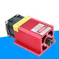 7W 445nm Blue Laser Module Adjustable Power for Laser Engraver Cutter Machine PWM