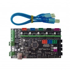 MKS Gen V1.4 3D Printer Controller Board 3D Printer Motherboard Mainboard for Ramps1.4/Mega 2560 R3