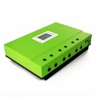 MPPT Solar Charge Controller Green 100A 12V/24V/36V/48V Auto Recognition Max Input 150V Dual RS485