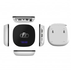 TV Box for Android 8.1 S905W Quad-Core 2GB+16GB Bluetooth 2.4G WiFi with LED A95X F1