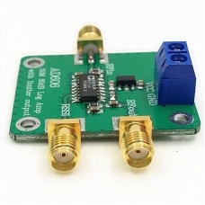 50MHz 80dB Demodulating Logarithmic Amplifier Log Amplifier with Limiter Output AD606 Module
