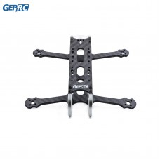 145mm FPV Drone Frame Carbon Fiber Unfinished for FPV RC Drone 3 Inch Propellers GEPRC GEP-CX3