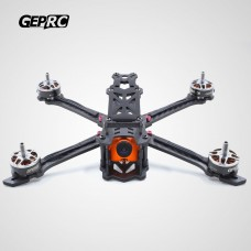 260mm FPV Racing Drone Frame 6'' RC Drone Frame Unfinished Quadcopter 4mm Arm GEP-Mark2-6