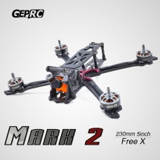 300mm FPV Racing Drone Frame 7'' RC Drone Frame Unfinished Quadcopter 4mm Arm GEP-Mark2-7