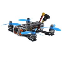 GEPRC Cygnet3 Pro 145mm FPV Racing Drone BNF w/Stable F4 Motor 1080P Camera Frsky R9mm Receiver