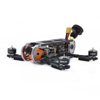 GEPRC GEP-CX3 145mm FPV Racing Drone BNF w/Stable F4 Tower Motor 1080P Camera Frsky R9mm Receiver