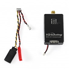 5.8G 5KM 2W FPV Video Transmitter for Drone Aerial Photography TX2000