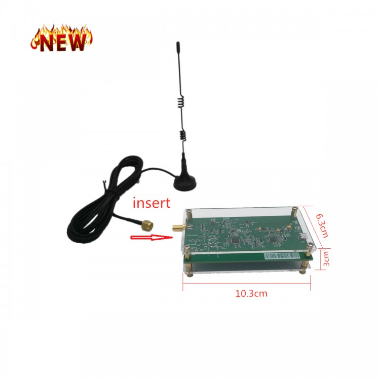 10KHz-2GHz All Band 12Bit SDR Receiver for SDRPLAY RSP1 RSP2 RTL-SDR