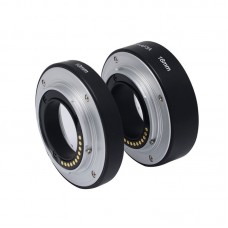 Auto Focus Extension Tube Ring 10MM 16MM for M4/3 Panasonic Olympus Mirrorless Cameras MK-P-AF3A