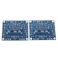 2PCS Unassembled MX50 SE 100WX2 Dual Channel Audio Power Amplifier Board DIY Kit