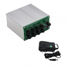 10MHz Frequency Distribution Amplifier 10MHz OCXO Frequency Clock Divider 8 Output Port