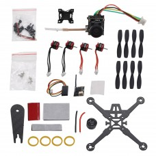 Happymodel Trainer90 0703 1S Micro Brushless FPV Quadcopter Specktrum DSM2/DSMX PNP Kit