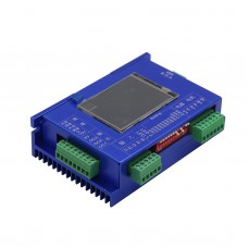 Integrated Stepper Motor Driver Controller Touch-Screen Can/Modbus-rtu-232/485 Controller