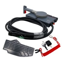 Marine Outboard Remote Control Box for Yamaha Console 704