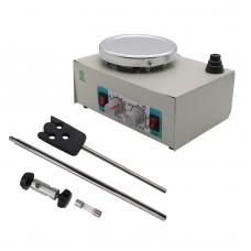 Hot Plate Magnetic Stirrer Mixer Stirring Laboratory Adjustable Speed & Temperature CJJ79-1