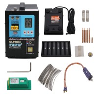 737G+ Spot Welder 110V 4.3KW Welding Machine + S-70BN Welding Pen for 18650 Battery Pack