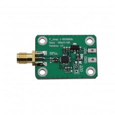 AD8318 RF Logarithmic Detector 1-8000MHz 70dB RSSI Measurement Power Meter