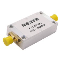 2.45GHz Band Pass Filter SMA Interface 2450MHz Special for WiFi Bluetooth Zigbee