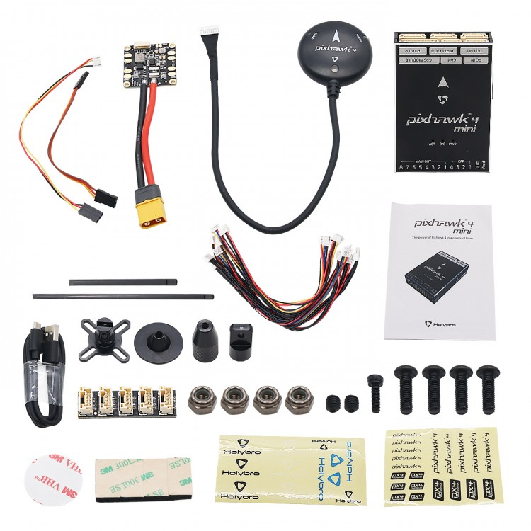 Pixhawk 4 Mini & GPS & PM06 V2 Version Flight Controller with GPS