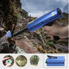 Long Range Gold Detector Gold Metal Detector Bi-Antenna Silver Copper Diamond AKS without Carry Case