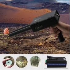 Long Range Gold Detector Gold Metal Detector w/ Plastic Case for Gold Silver Copper Diamond AKS Plus
