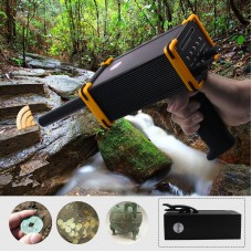 Long Range Gold Detector Gold Metal Detector with Carry Case for Silver Gold Gem Diamond GR-100 2019