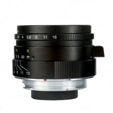 F2.0 Manual Fixed M Mount Lens 35mm for Leica M2 M3 M4 M5 M6 M7 M8 M9 M9P M10 M240 M262