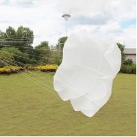 3KG Drone Parachute UAV Parachute Ejection Umbrella Aviation Grade Fabric for FPV Drone Landing