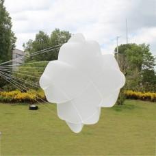 4KG Drone Parachute UAV Parachute Ejection Umbrella Aviation Grade Fabric for FPV Drone Landing