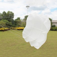 12KG Drone Parachute UAV Parachute Ejection Umbrella Aviation Grade Fabric for FPV Drone Landing