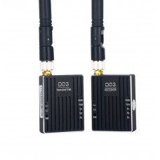 D03 FPV Transmitter and Receiver 60KM for UAV Ground Station PIX Flight Controller P900 Version