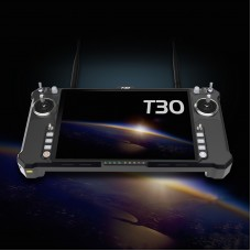 Handheld FPV Ground Station Drone Ground Station 10.1'' Touch Screen 1200x1920 with Receiver T30