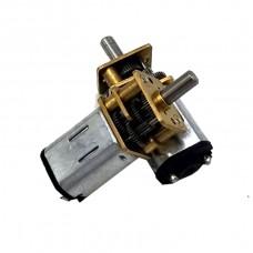 10pcs N20 DC Motor Gear Motor N20 Micro DC Motor 43RPM DC 5V Suitable for 3-12V