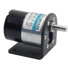 Brushless DC Gear Motor 12V 100RPM Low RPM DC Motor XD-WS37GB3525